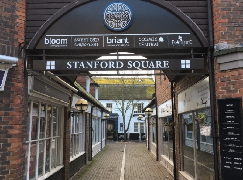 Stanford Square, Worthing