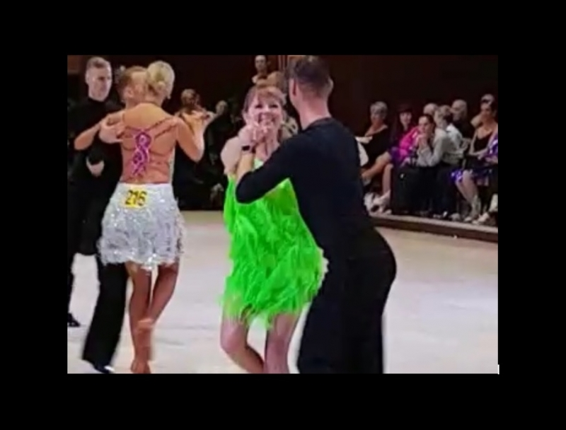 Strictly - Crickmay style